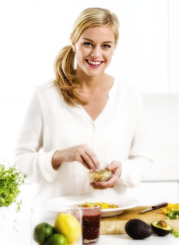 Åsa Söderberg Författare till böckerna Paleo och Hälsokoden