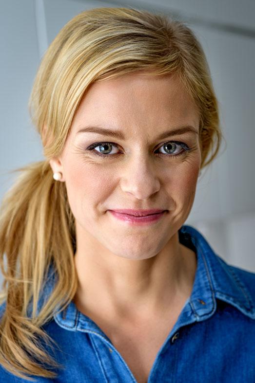 Åsa Söderberg. Författare till böckerna Paleo och Hälsokoden