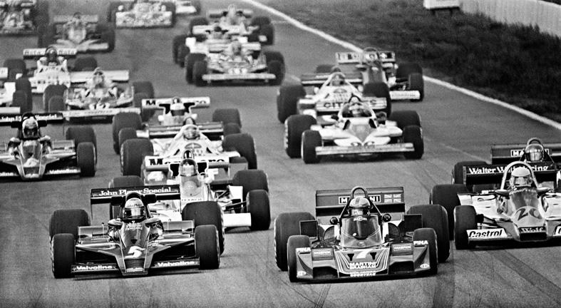Anderstorp 1977 Formula 1