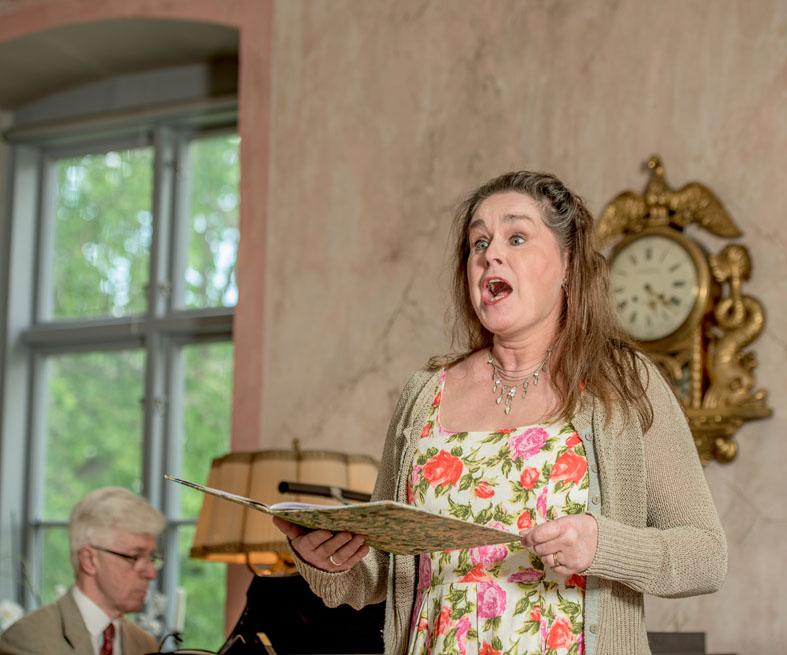 Saxå Kammarmusikfestival 2015 Christina Högman