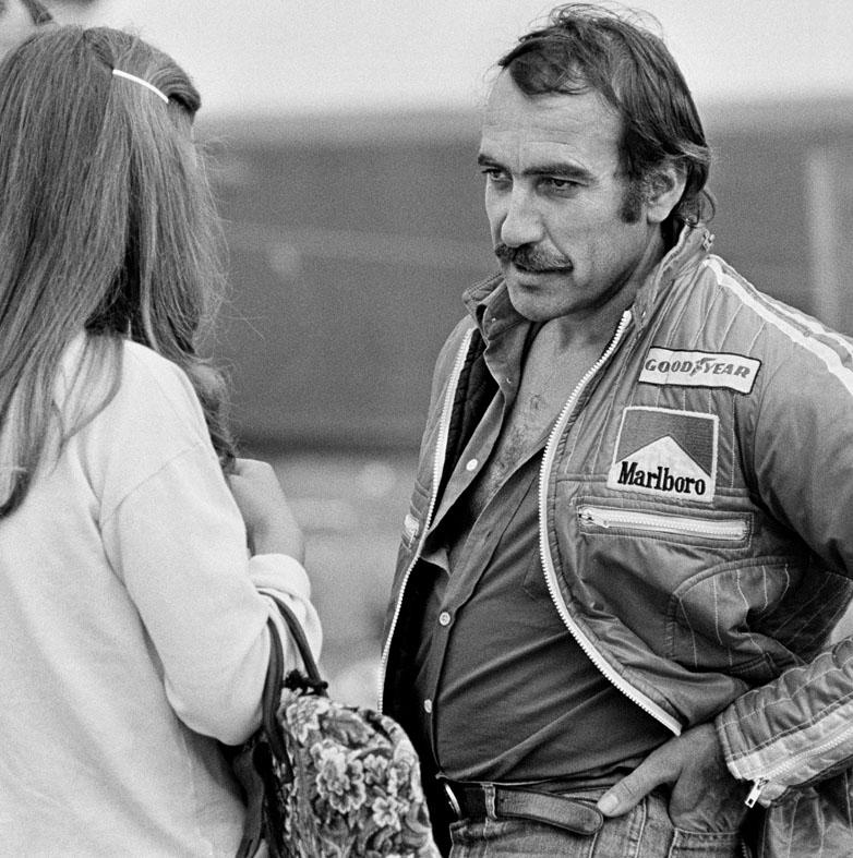 Clay Regazzoni Schweiz Ensign MN-4 Formula1