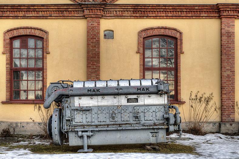 Nora Dieselmotor