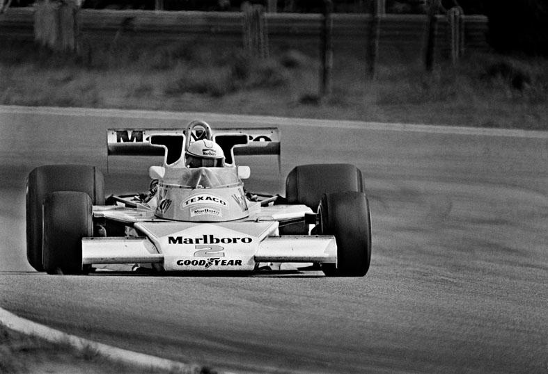 Jochen Mass McLaren M26 Anderstorp 1977 Formula1