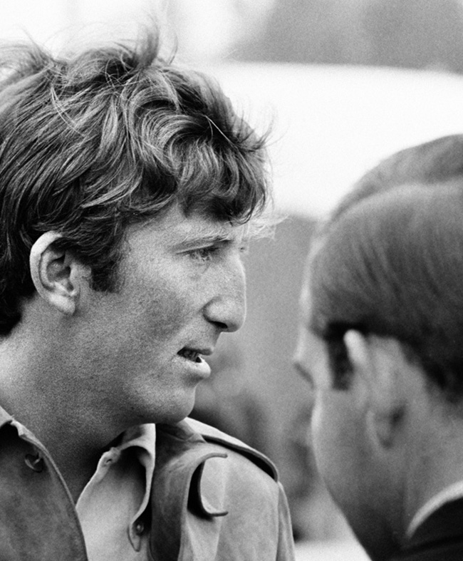 Jochen Rindt Austria World Champion 1970