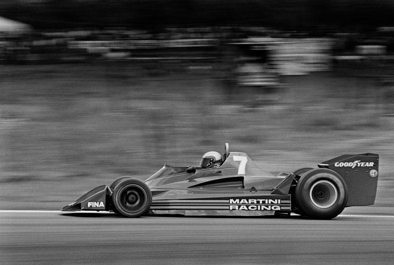 John Watson Irland Brabham BT 45 Anderstorp 1977 Formula1