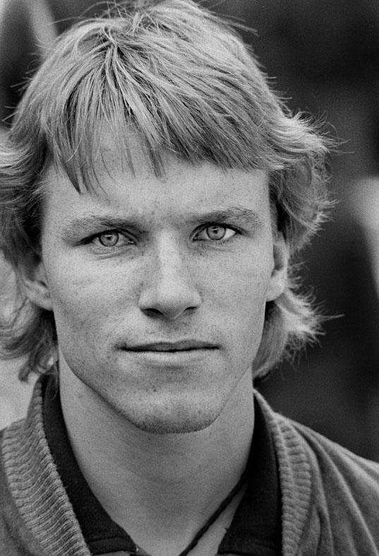 Stefan Johansson F3 in Anderstorp 1977 Ferrari and McLaren in Formula 1