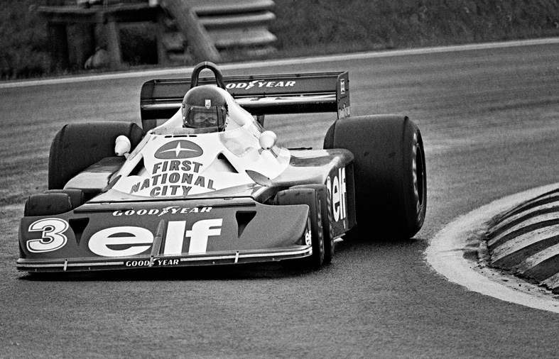 Ronnie Peterson Elf Tyrell Formula 1 Anderstorp 1977