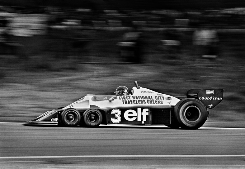 Ronnie Petterson F1 Tyrell
