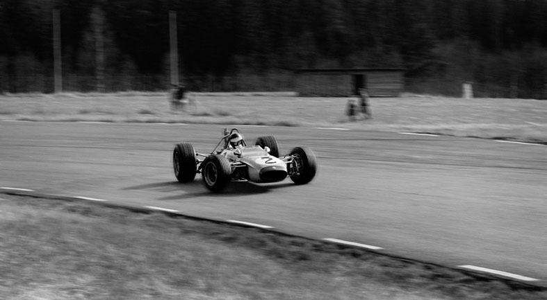 Ronnie Velodromloppet 68
