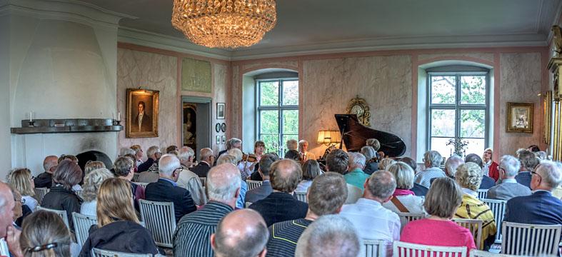 Saxå Kammarmusikfestival 2015
